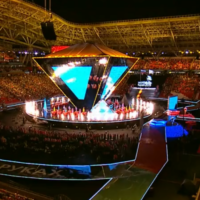 В Казани прошла церемония закрытия 45-го мирового чемпионата WorldSkills Kazan 2019