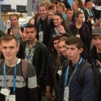 Студенты от Ленинградской области посетили Мировой чемпионат WorldSkills Kazan 2019