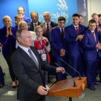 Представители Ленинградской области в Национальной сборной РФ