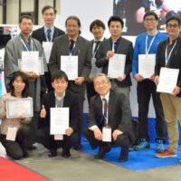Вручение сертификатов представителям японских компаний на ПМИФ