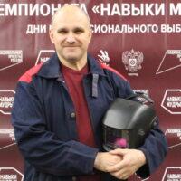 Медальон за профессионализм - конкурсанту чемпионата «Навыки мудрых»